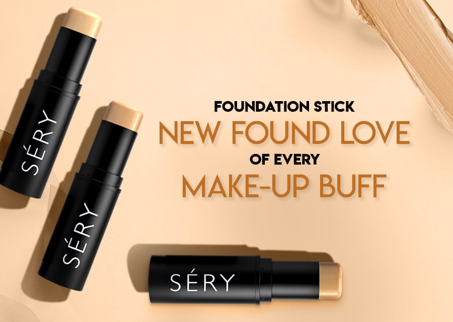 Foundation Stick: New Found Love Of Every Make-up Buff